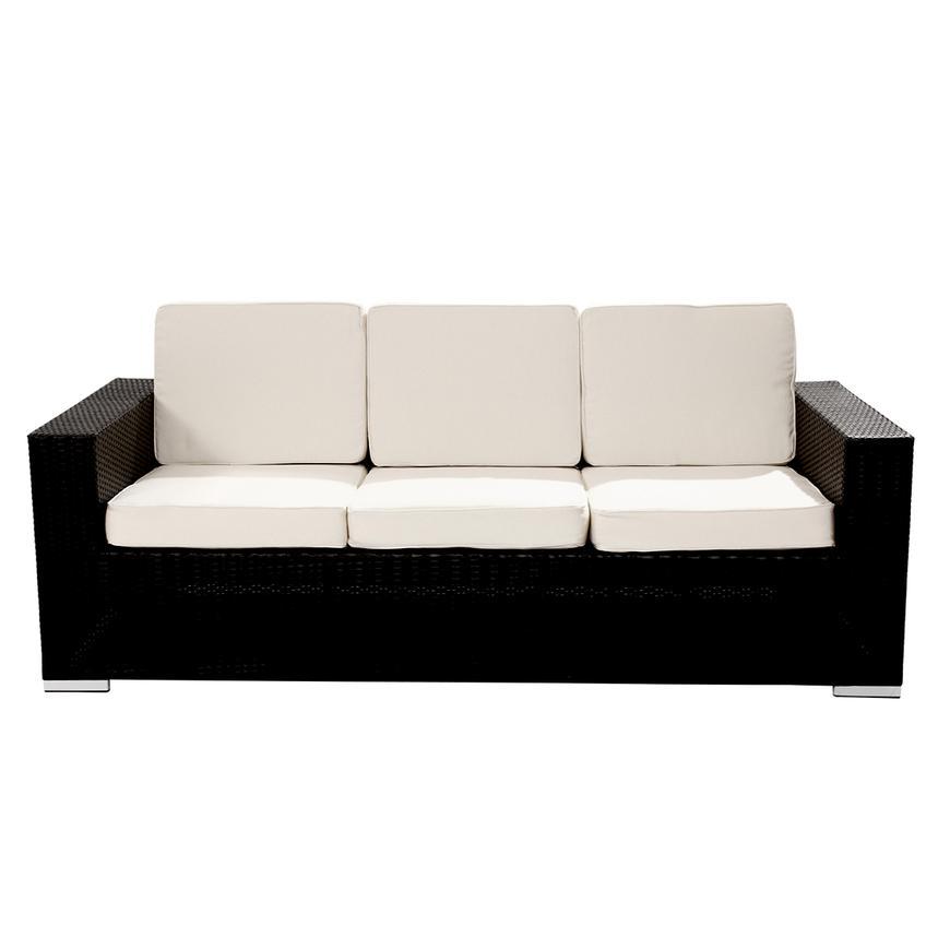 Neilina Black Sofa El Dorado Furniture