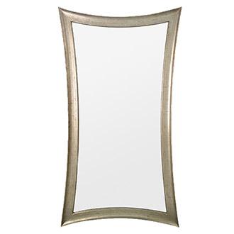Lynden White Wall Mirror El Dorado Furniture