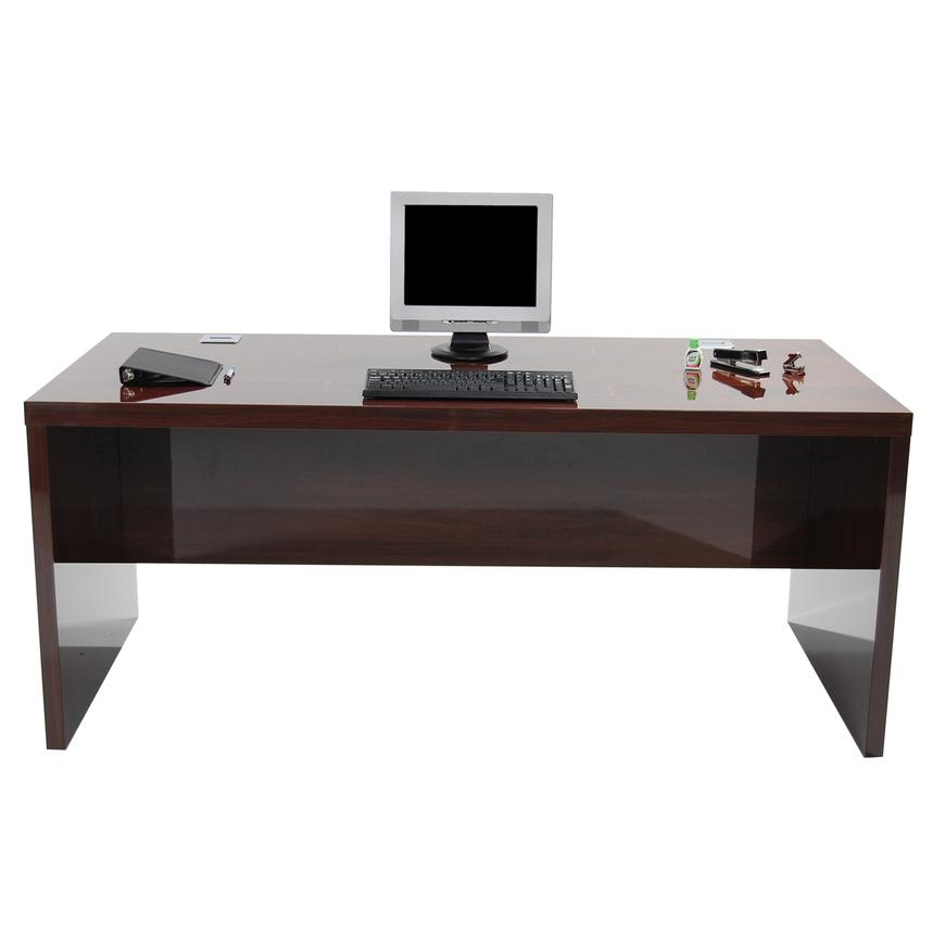 Pisa Executive Desk Made in Italy  alternate image, 3 of 6 images.