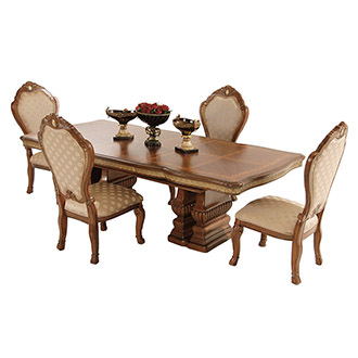 Cortina 5-Piece Formal Dining Set