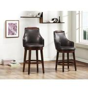 Bayshore Swivel Counter Stool  alternate image, 2 of 6 images.