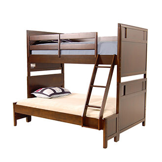 Nova Twin Over Full Bunk Bed