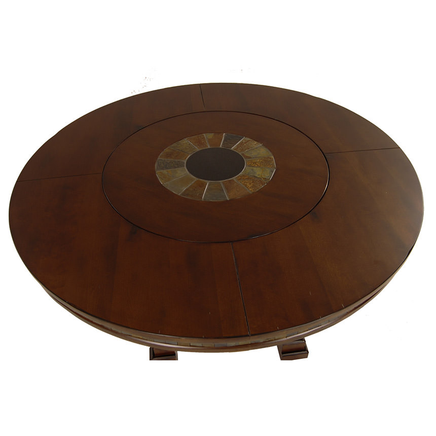 Santa Fé Round Dining Table  alternate image, 3 of 6 images.