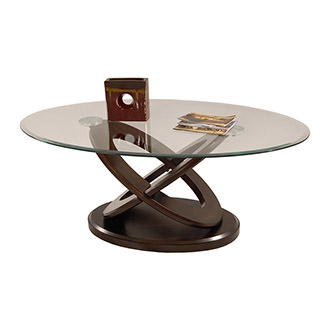 Firth Espresso Coffee Table