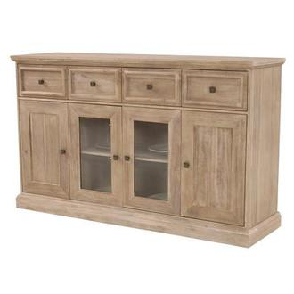 Hudson Natural Sideboard