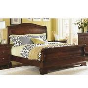 Evolution King Sleigh Bed  alternate image, 2 of 6 images.