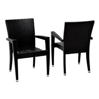 Neilina Black Dining Chair