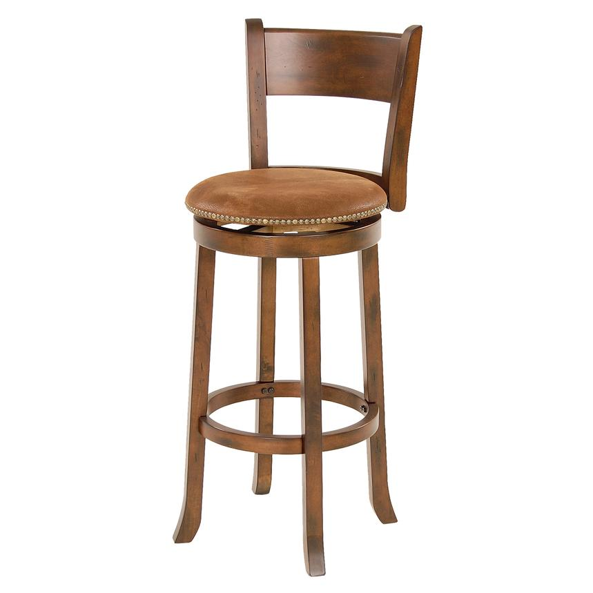 Santa Fe Swivel Bar Stool  alternate image, 2 of 5 images.