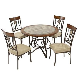 Hopstand 5-Piece Casual Dining Set