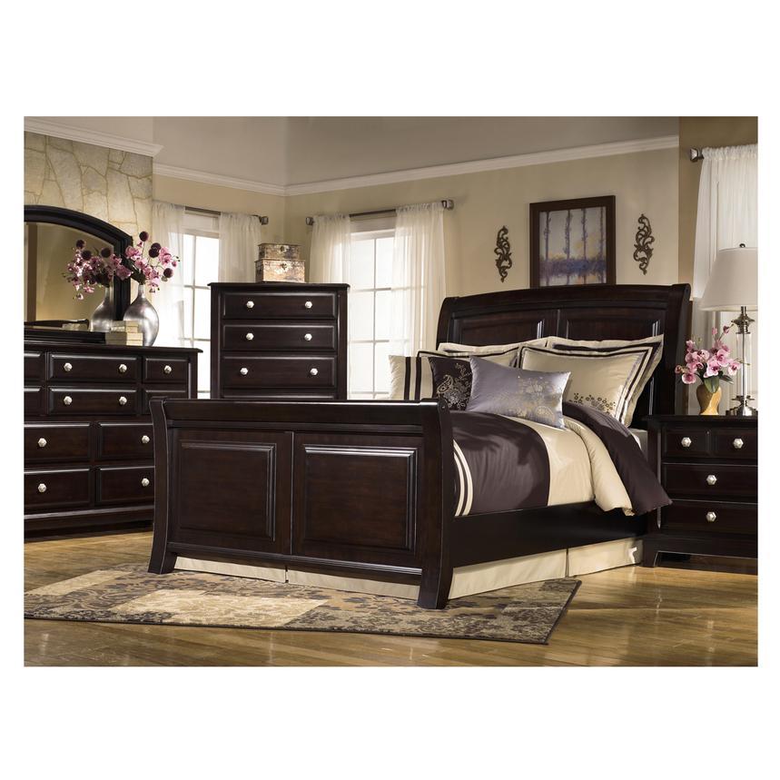 Nadine Nightstand El Dorado Furniture