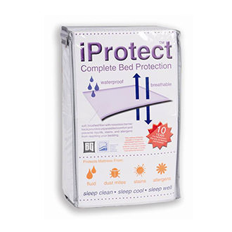 iProtect Twin Mattress Protector