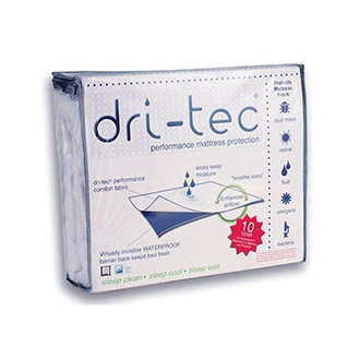 Dri-Tec Twin XL Mattress Protector