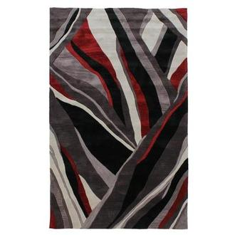 Studio Black 5' x 8' Area Rug