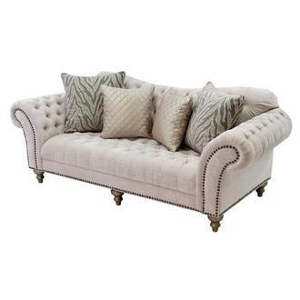 Genial Laura Cream Sofa
