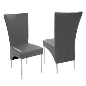 T-Gray Side Chair