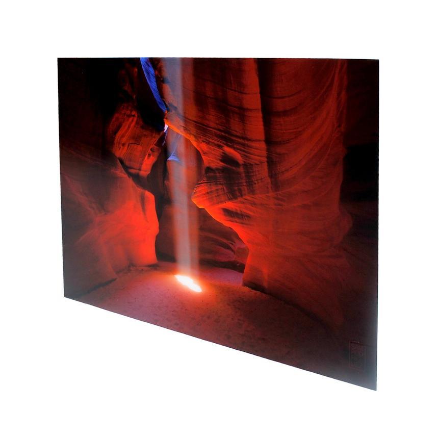 Illumination Acrylic Wall Art El Dorado Furniture
