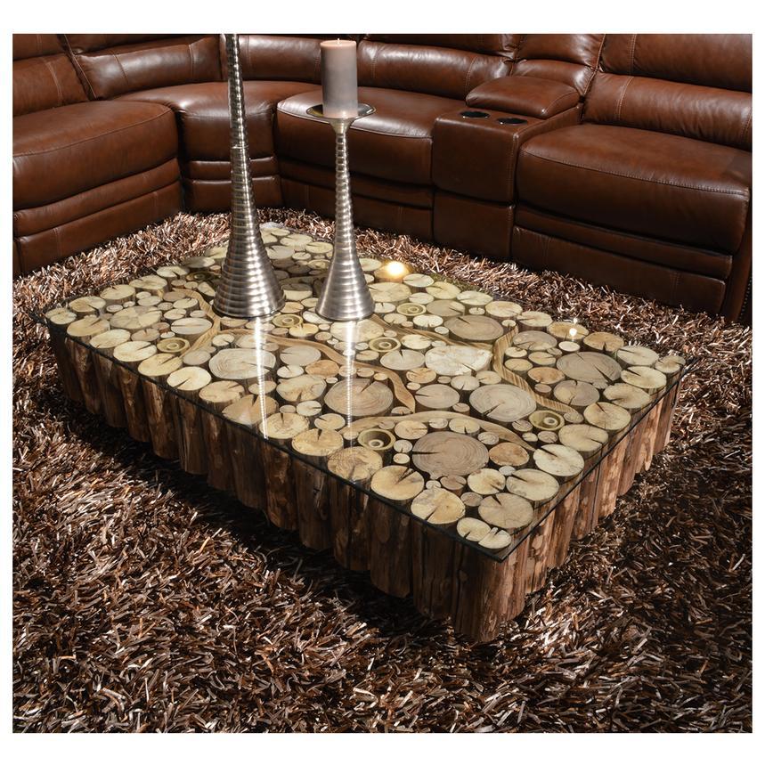 Elemental Coffee Table El Dorado Furniture