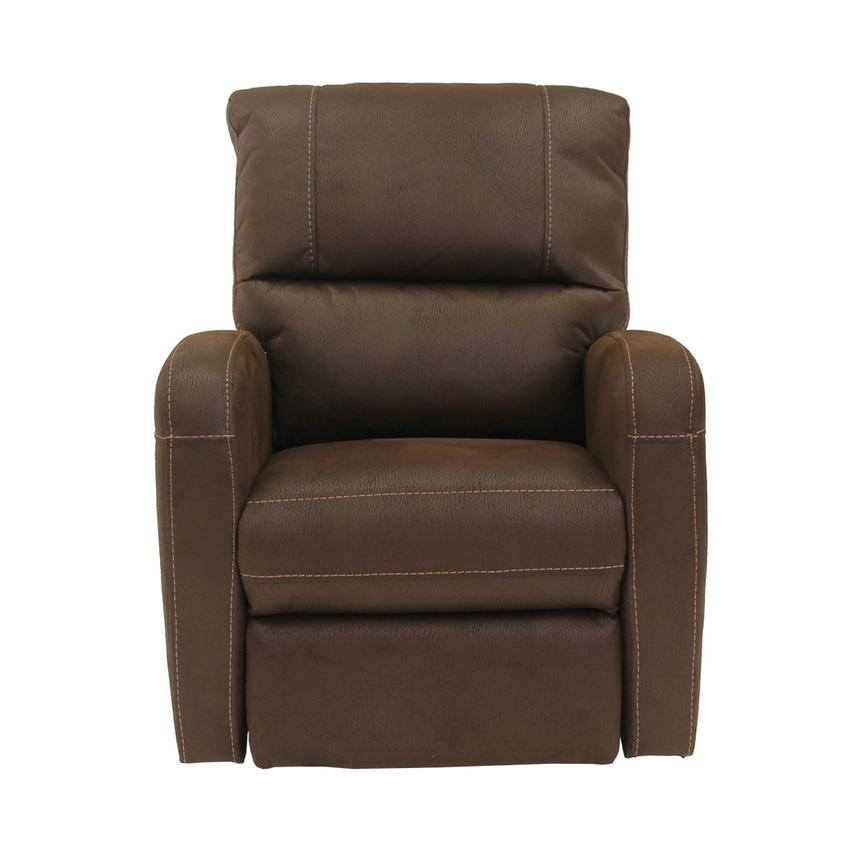 Keelogan Brown Power Motion Recliner  alternate image, 2 of 8 images.