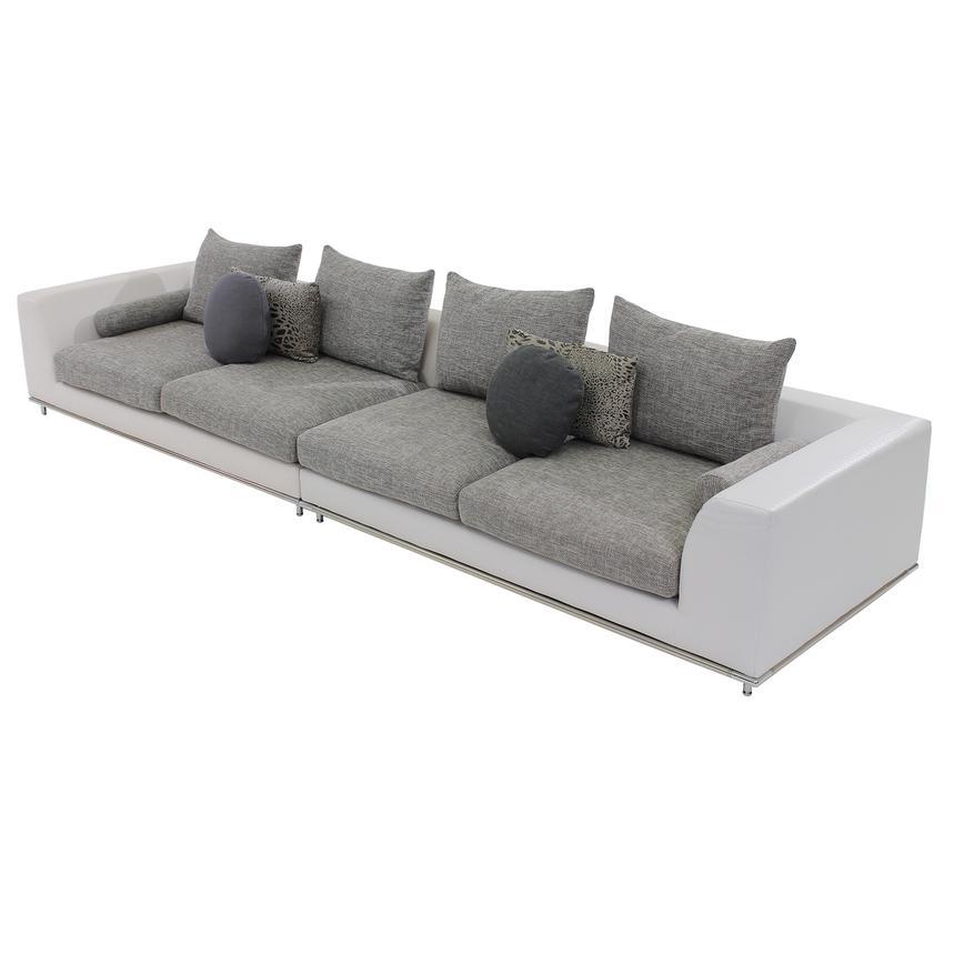 Hanna Oversized Sofa Main Image, 1 Of 6 Images.