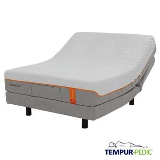 Contour Supreme Memory Foam Twin XL Mattress Set w/Ergo Premier Foundation by Tempur-Pedic