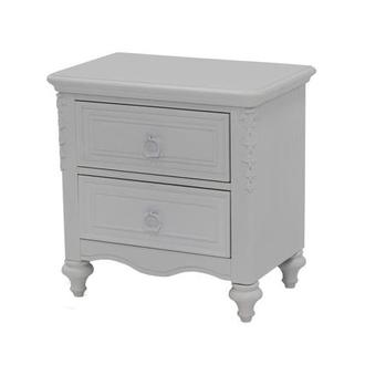 Sweet Pea White Nightstand