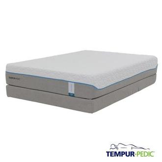 Cloud Supreme Memory Foam Twin XL Mattress Set w/Low Foundation by Tempur-Pedic
