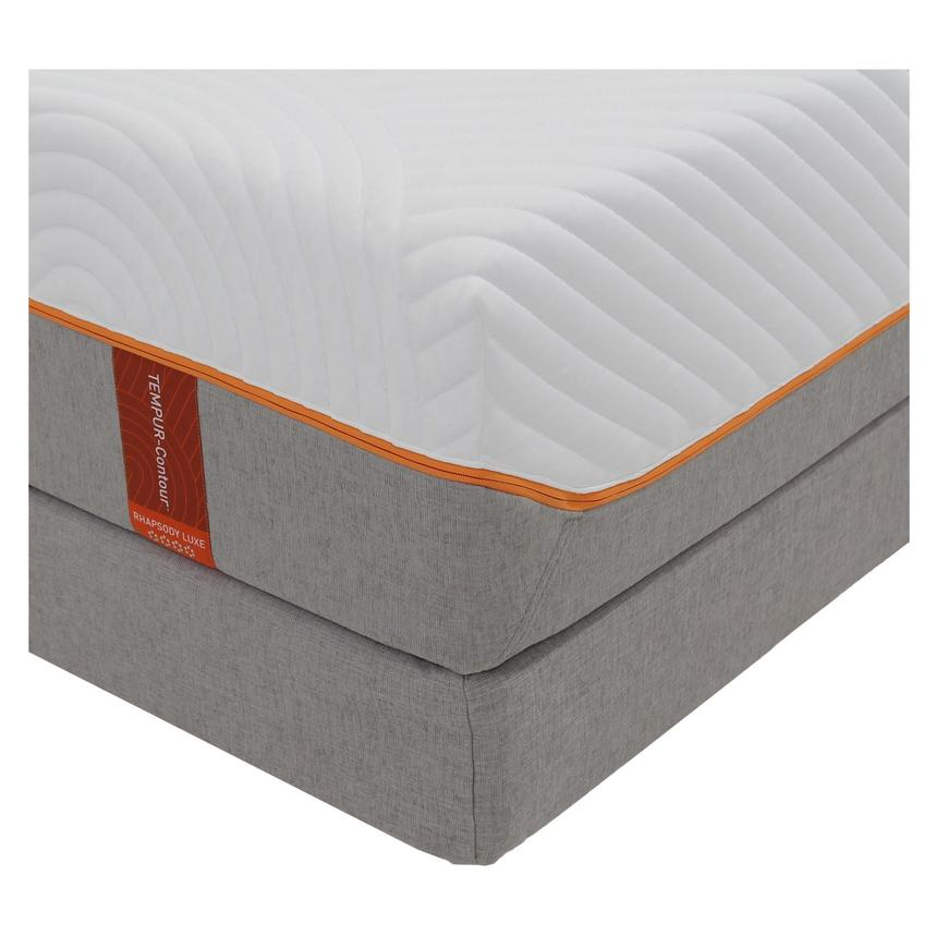 Contour Rhapsody Luxe Memory Foam Queen Mattress Set w/Low Foundation by Tempur-Pedic  alternate image, 2 of 5 images.