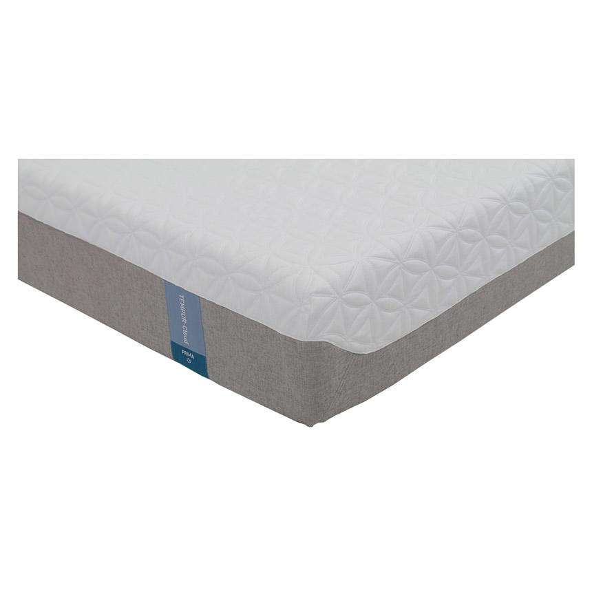 cloud prima full memory foam mattress by tempur pedic el dorado furniture. Black Bedroom Furniture Sets. Home Design Ideas