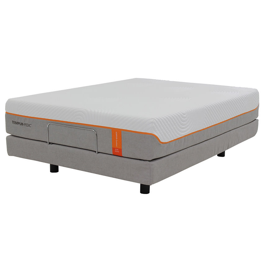 Contour Supreme Memory Foam Twin XL Mattress Set w/Ergo Premier Foundation by Tempur-Pedic  alternate image, 2 of 6 images.