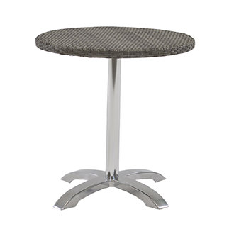 Gerald Gray Round Dining Table