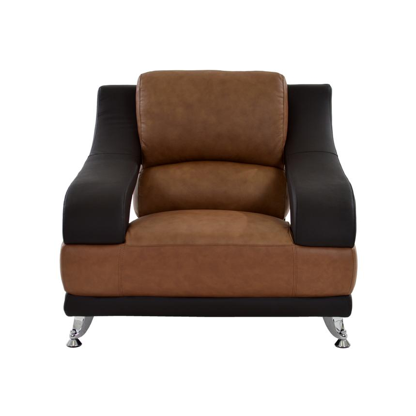 Faux Leather Or Leather Camel Gold Color Accent Chair: Jedda Camel Leather Chair