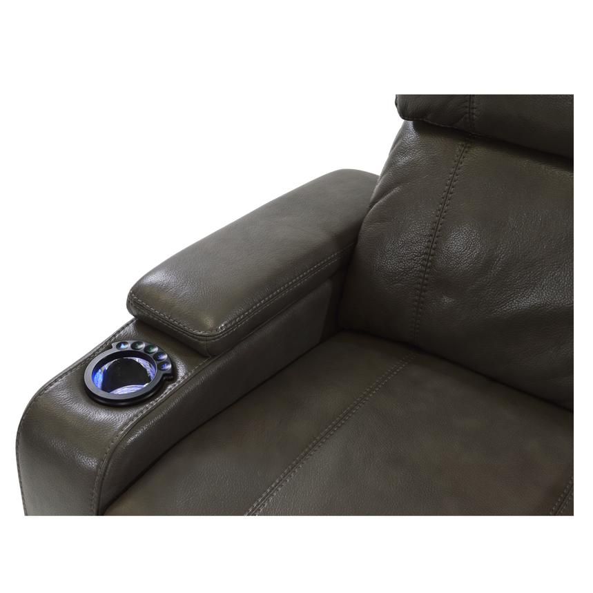 Magnetron Gray Power Motion Sofa  alternate image, 8 of 10 images.