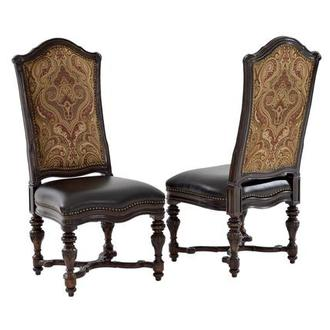 Opulent Side Chair