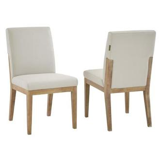 Suria Neutral Side Chair