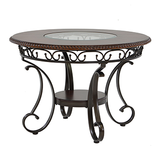 Glambrey Round Dining Table