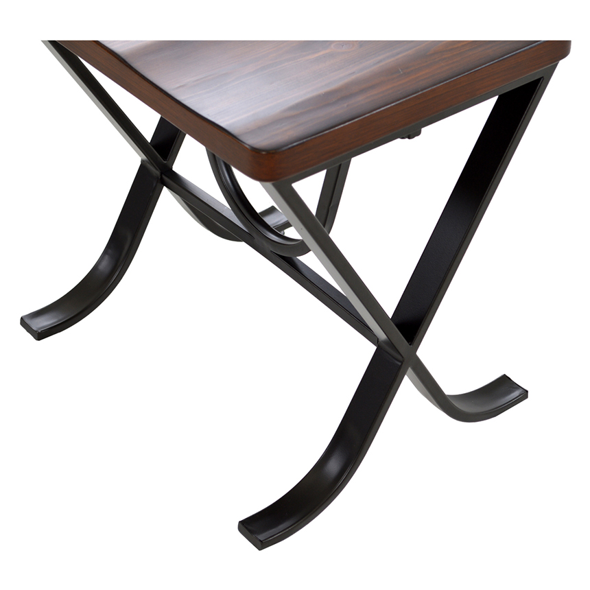 Rust 5 Piece Casual Dining Set Sold By Set Only El