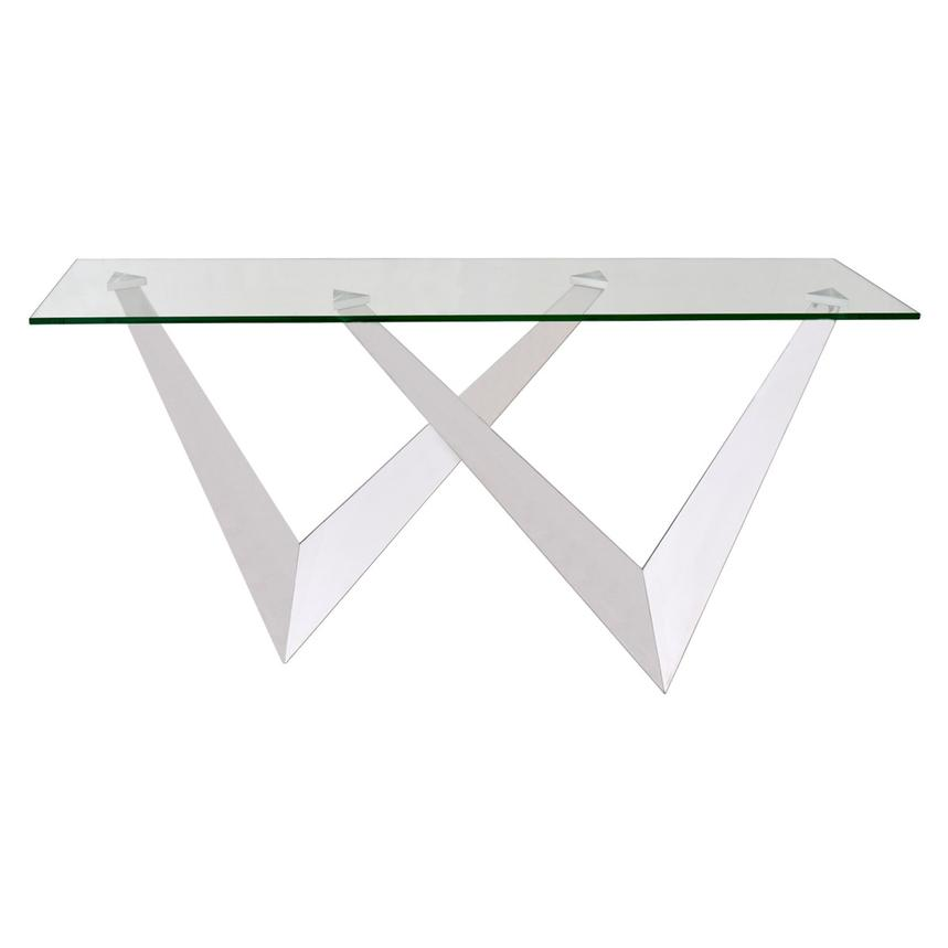 The W Console Table  alternate image, 3 of 4 images.