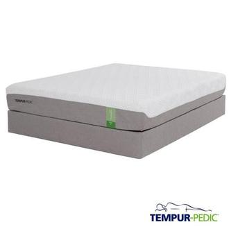 Tempur-Flex Prima Memory Foam Queen Mattress Set w/Low Foundation by Tempur-Pedic