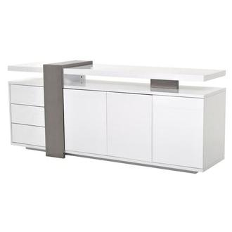 Totem White Cabinet