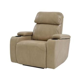 Magnetron Cream Power Motion Recliner