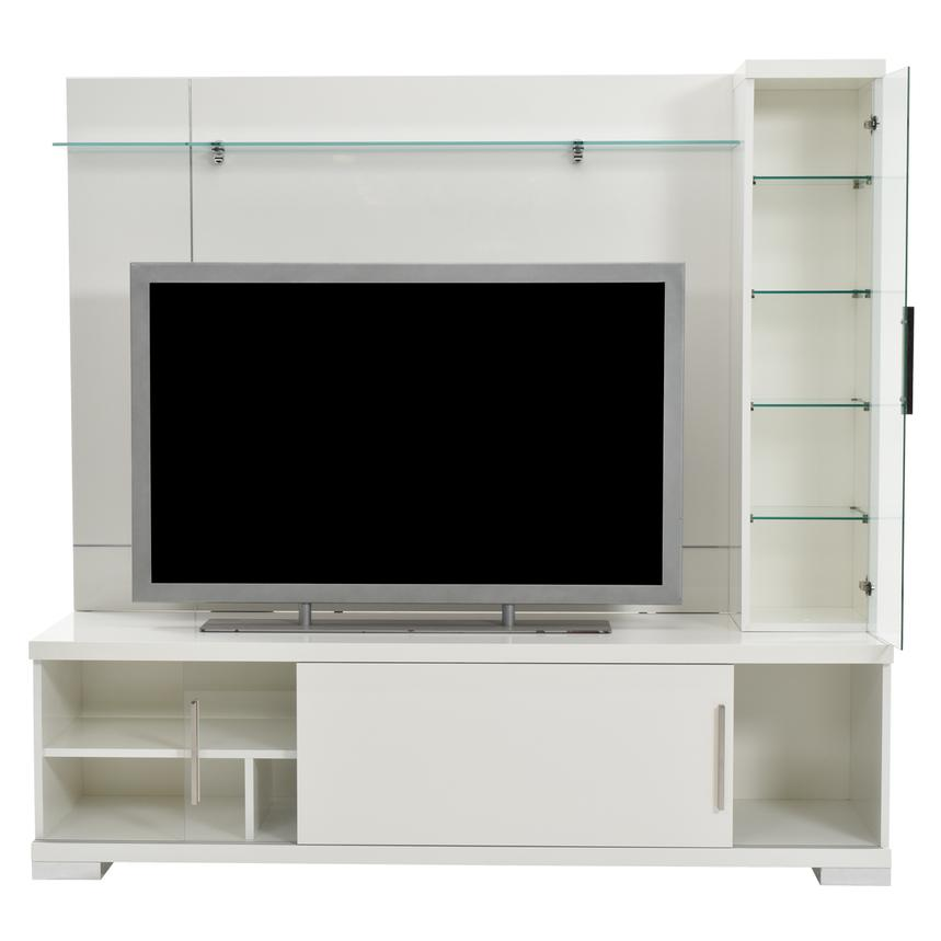 Asti Wall Unit Made in Italy  alternate image, 3 of 8 images.