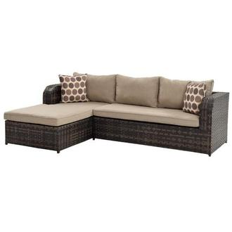 Marco Polo Sofa w/Left Chaise