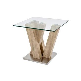 Solimar Natural Side Table