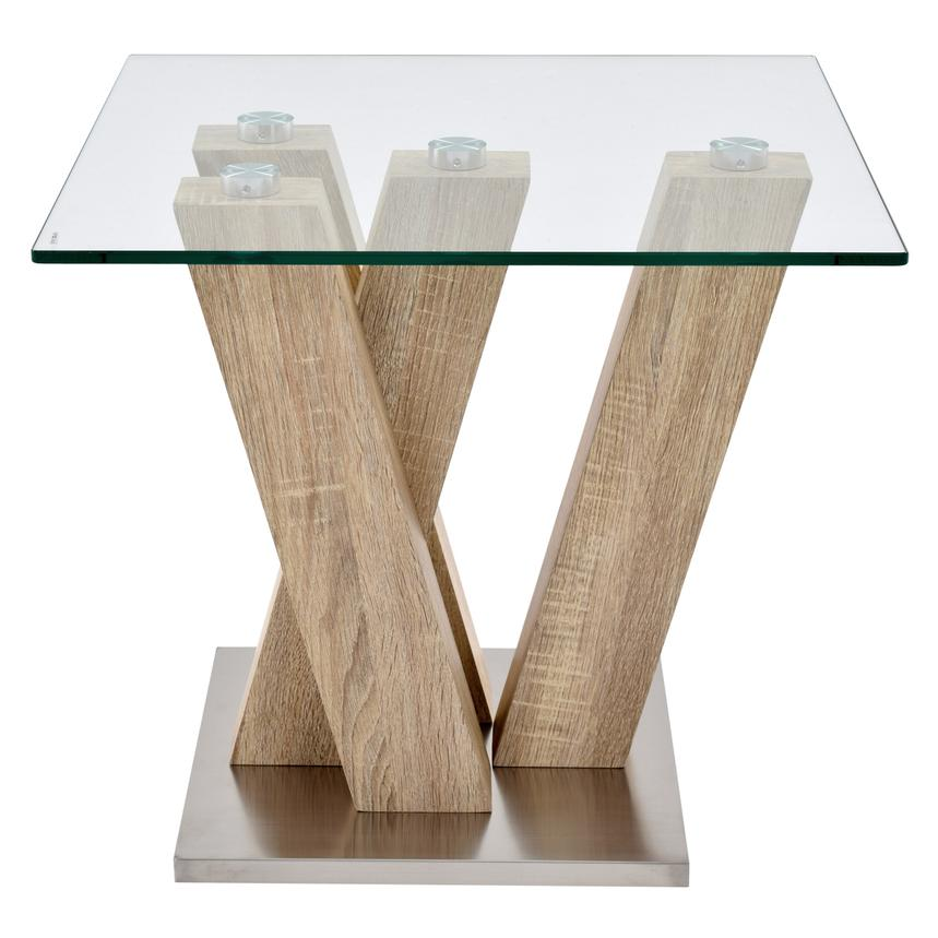 Solimar Natural Side Table Alternate Image, 2 Of 4 Images.