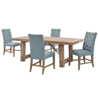 Riverdale/Beltran 5-Piece Formal Dining Set