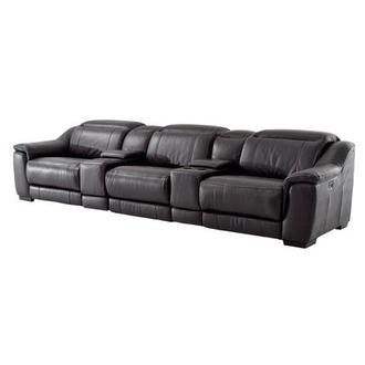 Davis Brown Home Theater Leather Seating