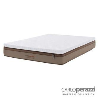 Naples Hybrid Full Mattress by Carlo Perazzi