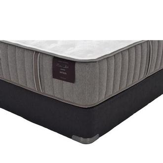 Oak Terrace II Twin XL Mattress Set w/Regular Foundation by Stearns & Foster