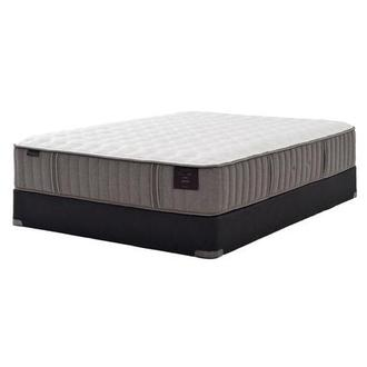 Oak Terrace II Queen Mattress Set w/Low Foundation by Stearns & Foster