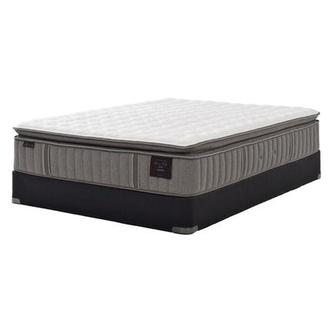 Oak Terrace IV Queen Mattress Set w/Low Foundation by Stearns & Foster